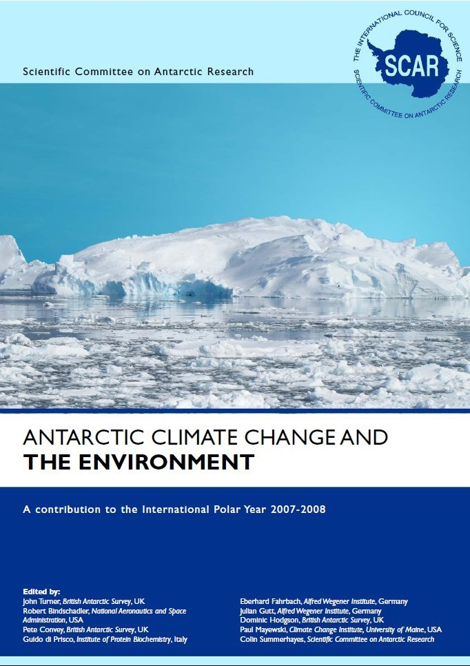 antarctica report the environment and scientific research essay So far the treaty has done a good job of conserving antarctica's environment and resources more countries doing antarctic research for live science.