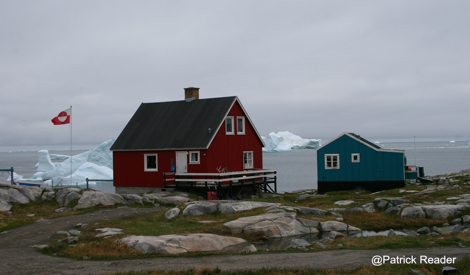 Peaceful Greenland...