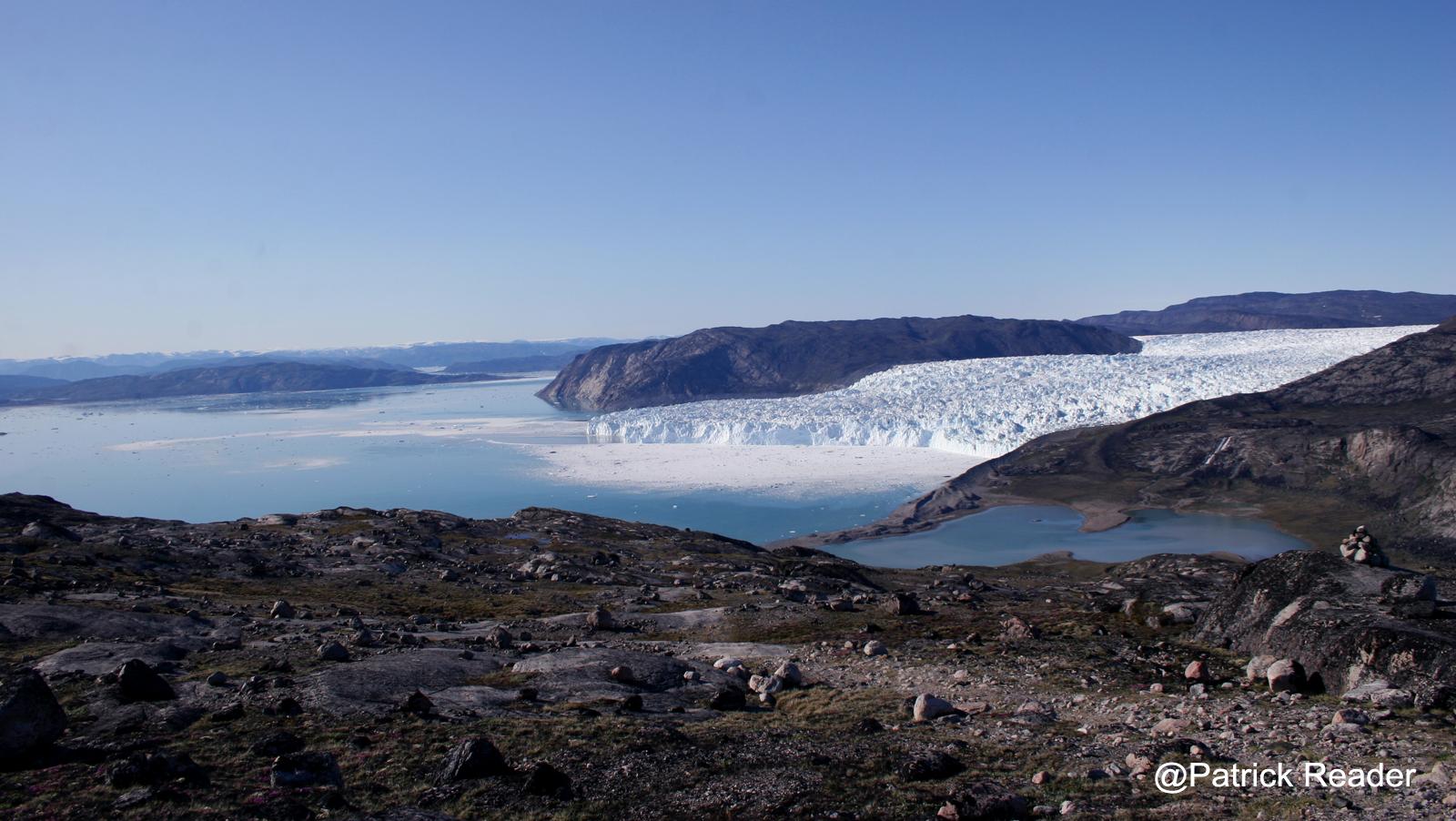 Breathtaking Greenlandic landscape! We Want More!
