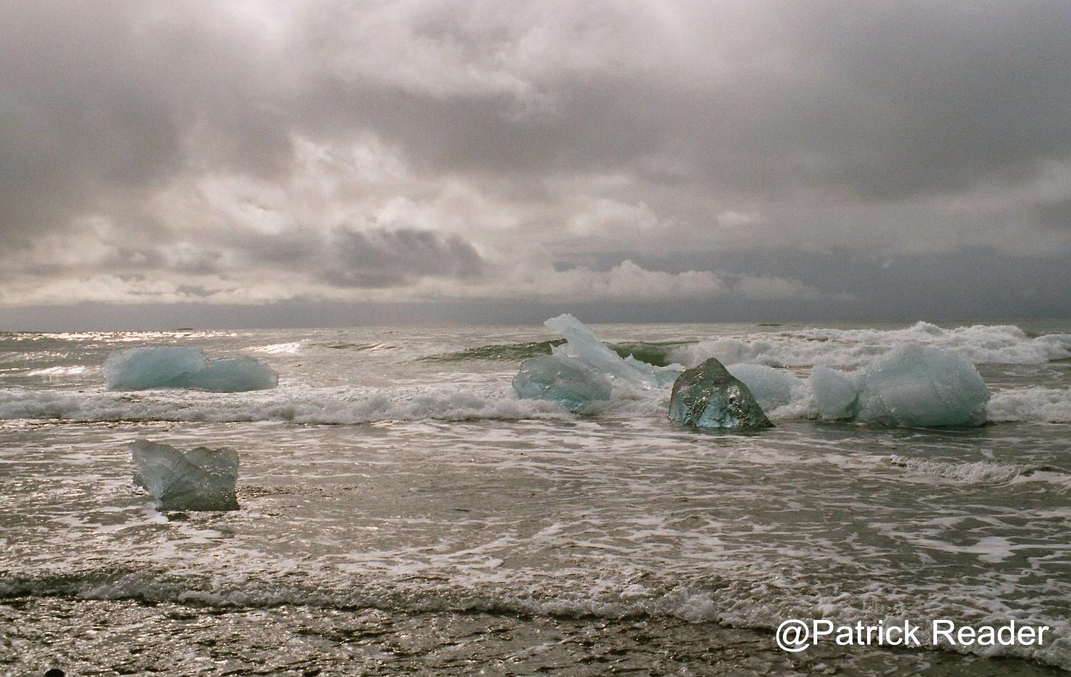 Gothic Icelandic sea!