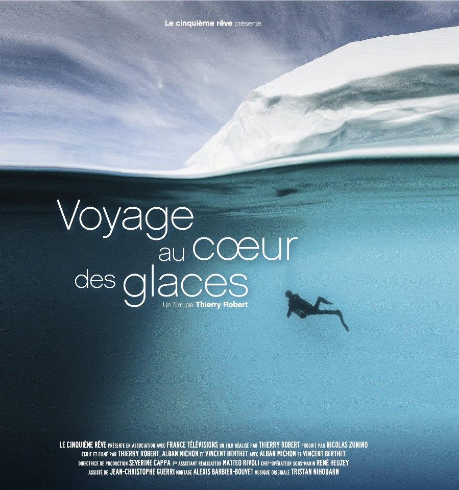 Voyage au coeur des glaces - film polaire