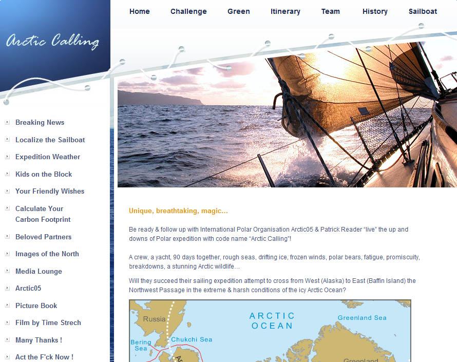 Home Page EN Arctic Calling2low