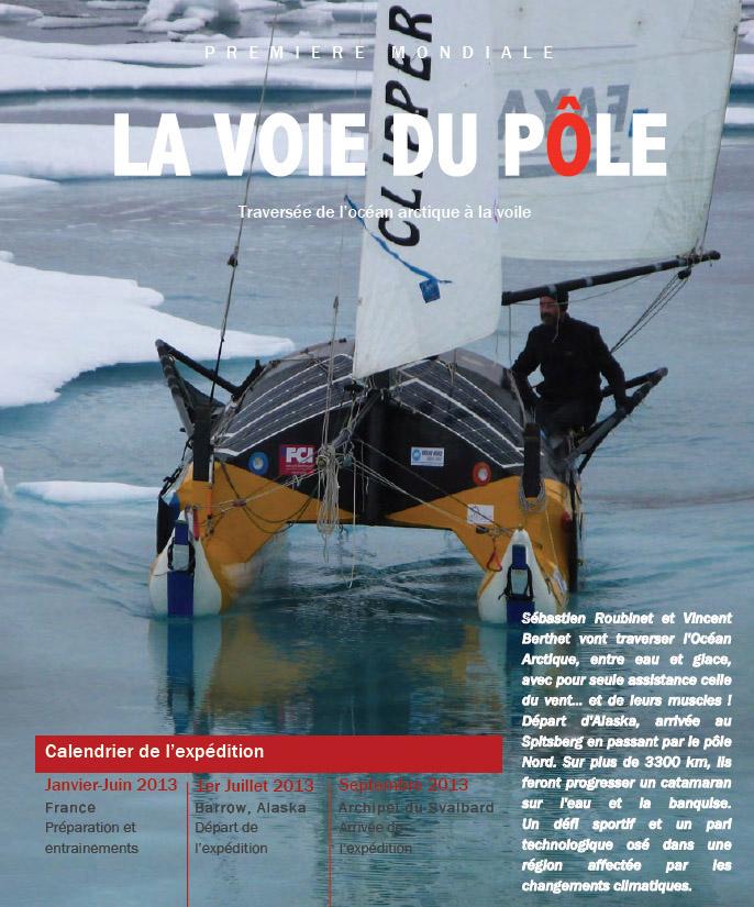 La voie du Pôle 2013 - arctic05