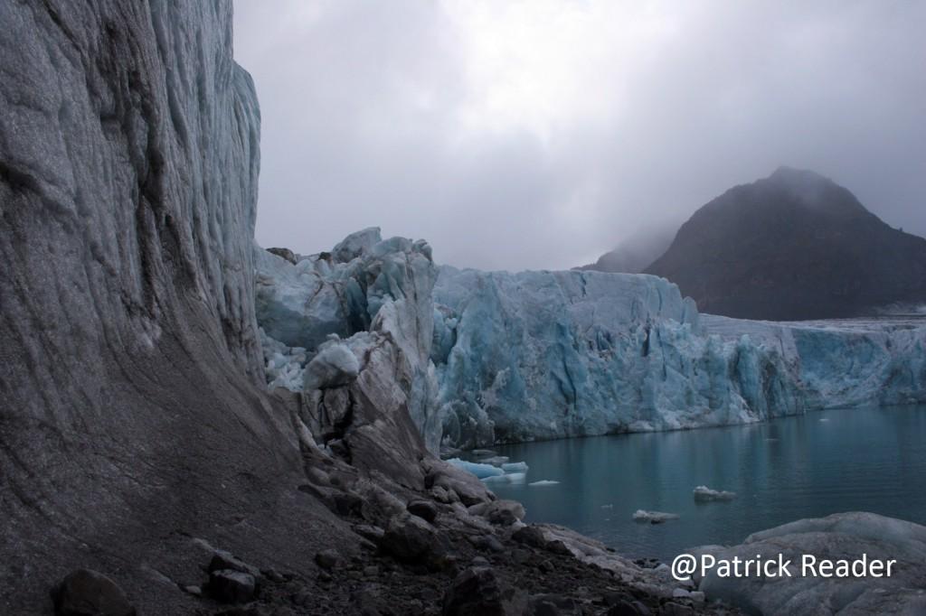 Patrick Reader Svalbard