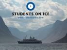 Sudents on ice