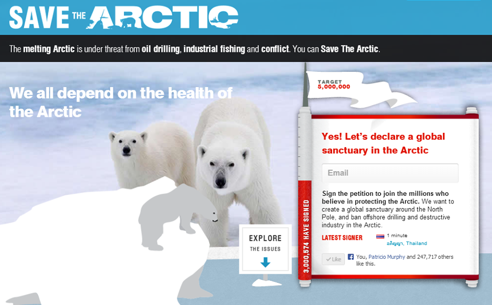 save the arctic1