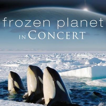 frozen planet in concert