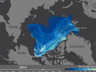 arcic sea ice extent