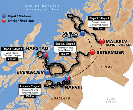 Route-map-Arctic-Race-of-Norway-2015