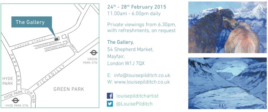 Artist Louise Pilditch - Arctic - Spitzbergen - Svalbard - Longyearbyen - Arctic Art - London Art exhibition