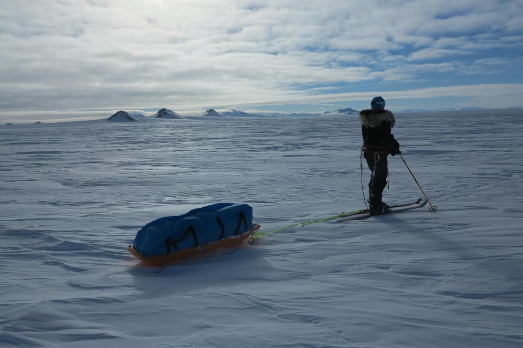 Stéphanie et Jérémie Gicquel. antarctique. expédition à ski (3)