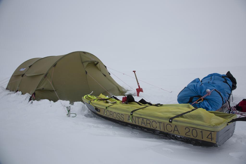 Stéphanie et Jérémie Gicquel. antarctique. expédition à ski (4)