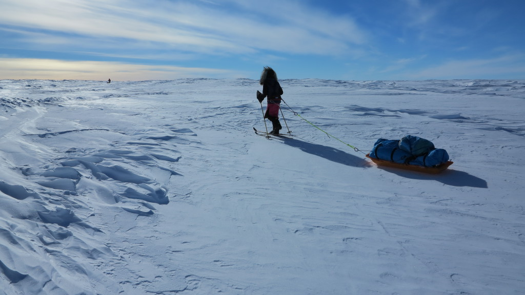 Stéphanie et Jérémie Gicquel. antarctique. expédition à ski (5)
