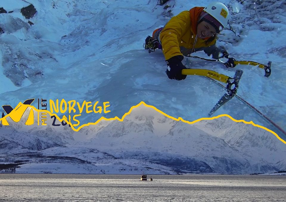millet, norvège 2015, soutenez nous, olivier fichou, millet, alpes, lygen norway, norvège, montagnes en norvège, projet millet, olivier fichou, norwegian alps, glaciers, glaciers en norvège