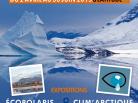 exposition arctique, l'arctique sentinelle du climat, latitude21, le climat et le grand nord, le réchauffement climatique en arctique, la ville de dijon, france, le pôle nord