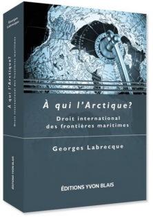 Un livre sur l'Arctique pour les juristes!