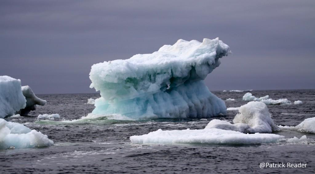 wainwright, alaska, alaska coast, ice, arctic ocean, navigation in the arctic, patrick reader photography, arctic news, arctic05, Chukchi Sea,Mer des Tchouktches, Nord Alaska