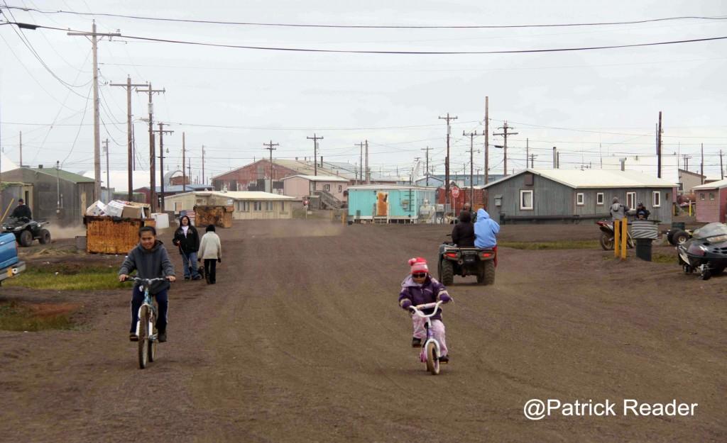 wainwright, wainwright alaska, north of alaska, patrick reader photography, arctic ocean, nord de l'alaska, inuit village, Chukchi sea, mer de Beaufort, arctic news, arctic05
