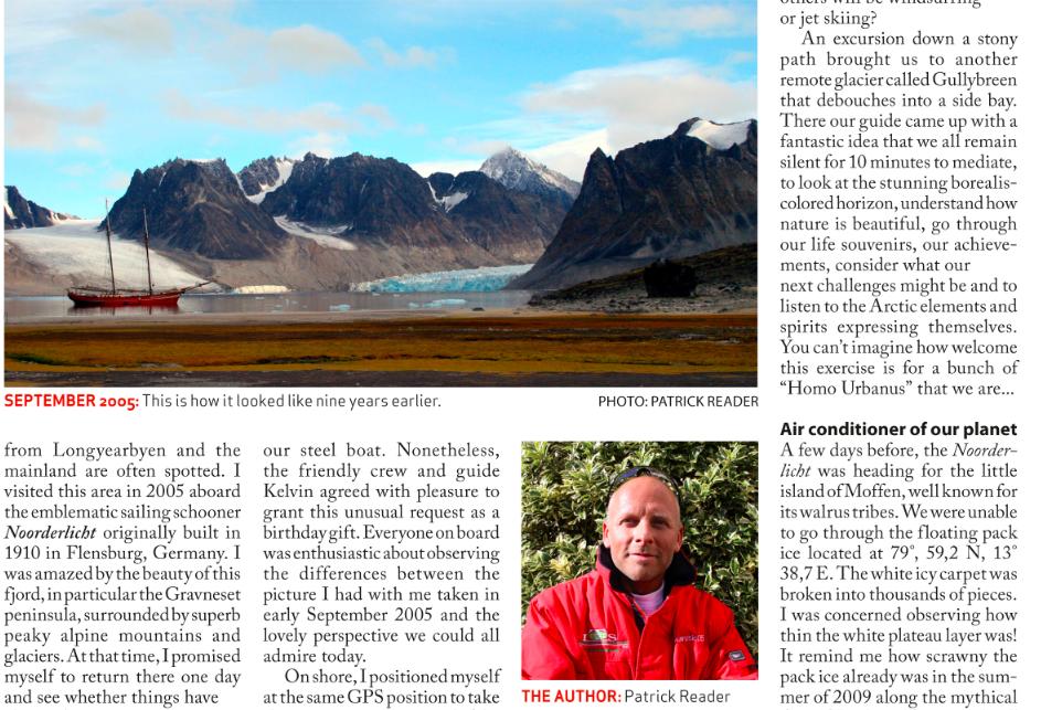 Patrick Reader, Svalbard, Longyearbyen, svalbardposten, spizbergen, noorderlicht, wildlife photographer, the arctic, l'Arctique, feel inspired, magdalena fjord, walrus, arctic05, arctic news, arctic4ever, iceberg