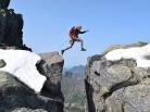 Olivier Fichou, alpinisme, Millet Expedition Project, Manon Wolanski,  Alpes Norvégiennes de Lyngen, cercle arctique, norvège, glaciers et montagnes en norvège, norway, tromso, norway picture (10)