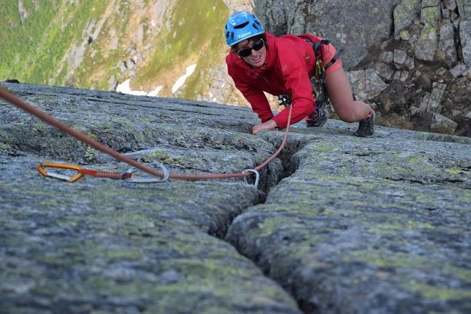 Olivier Fichou, alpinisme, Millet Expedition Project, Manon Wolanski,  Alpes Norvégiennes de Lyngen, cercle arctique, norvège, glaciers et montagnes en norvège, norway, tromso, norway picture (17)