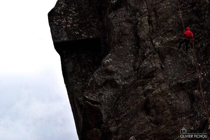 Olivier Fichou, alpinisme, Millet Expedition Project, Manon Wolanski,  Alpes Norvégiennes de Lyngen, cercle arctique, norvège, glaciers et montagnes en norvège, norway, tromso, norway picture (4)
