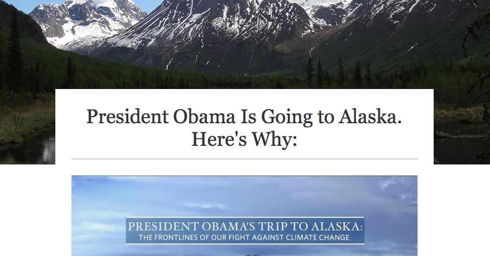 President Obama Is Going to Alaska, arctic05, USA, Alaska, climate change, arctic news, white house, Barack Obama, we love nature, melting ice, inuit culture, US President, polar bears