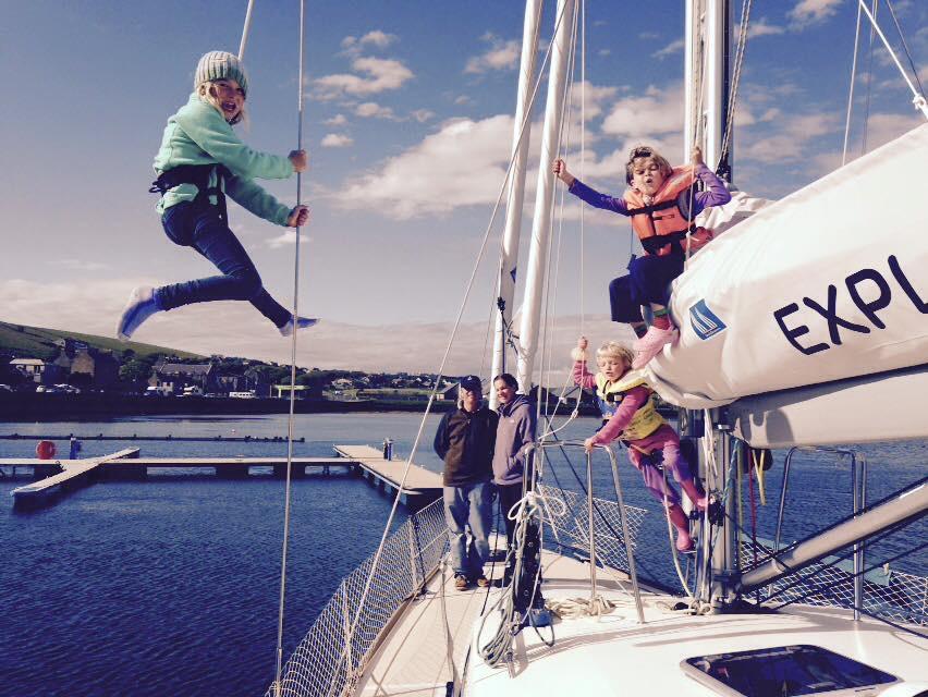 Arctic Monkey Adventure, exploration 45 sailing boat, voilier en aluminium, garcia yachting, Groenland, voilier au Grand Nord, Terre-Neuve, canada