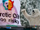 Royal Dutch Shell President, Marvin Odum, NBC, Greenpeace, alaska, oil, oil drilling in the arctic, oil leak, oil spilling, arctic news