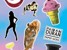 Music band Duran Duran, Paper Gods, Northern Lights, Arctic, Polar Nights, New Wave music, british music, Duran Duran songs and concerts, amazing nights, disco, dance
