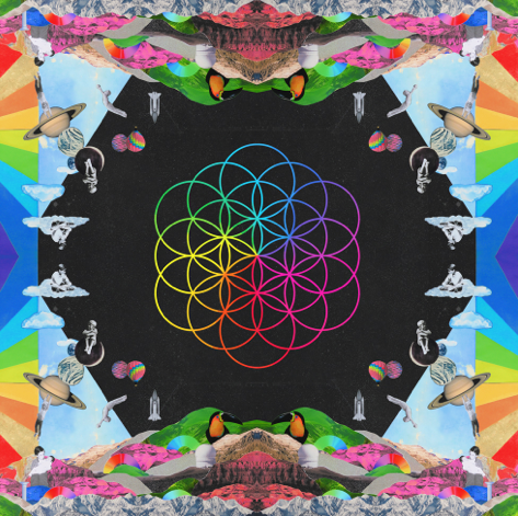 A Head Full Of Dreams, COLDPLAY, coldplay new album, arctic05, music, musique, rock music, music group coldplay, 2015