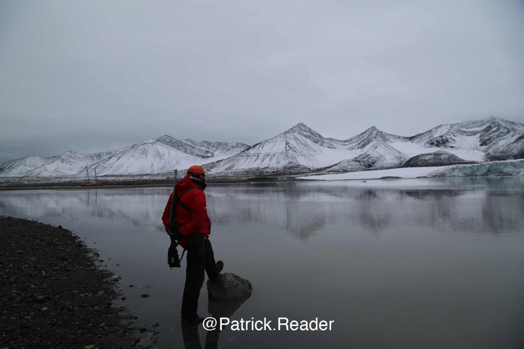 Kelvin Murray, spizbergen, svalbard, patrick reader photography, arctic diver, guide in antarctica, safety, polar bears, scottish, polar expedition guide