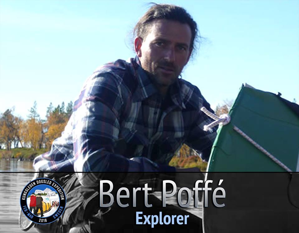 bert poffé, KUNGSLEDEN DOGSLED EXPEDITION 2016, belgium, arctic05, sweden, polar expedition, arctic circle, snow, sweden winter,chiens de traîneaux