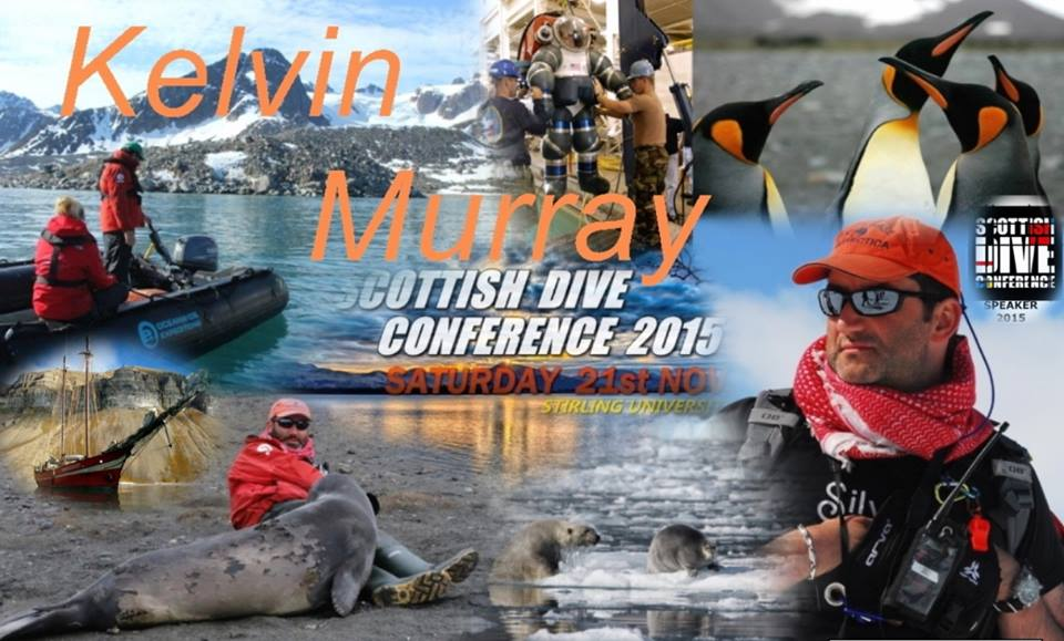 kelvin murray, diving and polar expedition, guide in arctic and antarctica, scottish dive conference, arctic05, svalbard, south pole guidance, noorderlicht, arctic fauna, polar bear, walsrus, whale