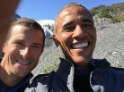 Bear Grylls and Barack Obama go wild in Alaska Instagram Whitehouse, US President, Arctic love, climate change, Arctic education, Arctic05, réchauffement climatique, glaciers and icebergs, le climat