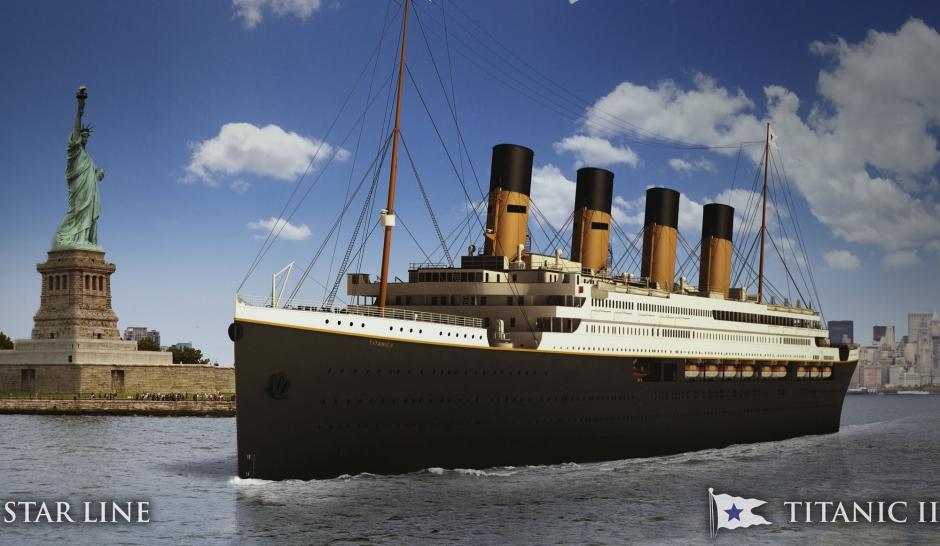 Titanic 2, Clive Palmer, Australia, Terre-Neuve, iceberg, arctic05, North Atlantic, atlantique nord, the titanic, leonardi dicaprio, dubai, navigation catastrophe