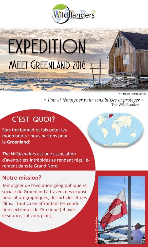 Wildlanders, Groenland, Crowdfunding, culture inuit, arctic05, film docu du Groenland, france, Ice & climate change, docu polaire