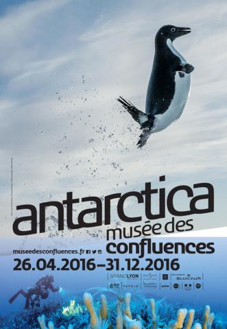 Antarctica, musée des confluences, Lyon, France, arctic05, exposition, glaces, iceberg, manchots, base polaire