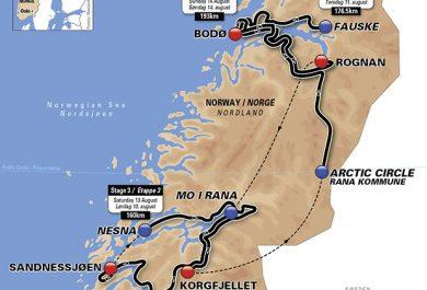 Arctic Race of Norway, Tour de France, Norvège à vélo, Arctic05, cyclisme, découverte de la Norvège, Fjord, lacs, nature norvègienne, cycliste, sport vélo
