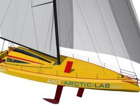 Patrick Reader participe au project Ant-Arctic-Lab!