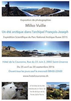 Archipel François-Joseph, Photographies arctiques - Milko Vuille Restaurant de la Couronne, St-Ursanne, Arctic05, Franz-Joseph Land, pictures, save the arctic