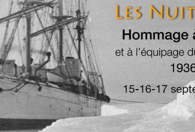 Pôles Actions, les Nuits Polaires, Ours, Event polaire, France, Paris, culture et pôles, antarctique