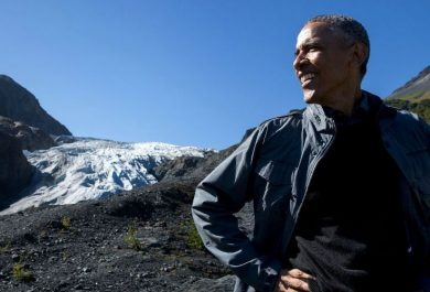 US President Obama in Kenai Fjords National Park, Official White House Photo by Pete Souza, Glacier, Climate Change, USA White House, Arctic05, Save the Arctic, Alaska, Nature