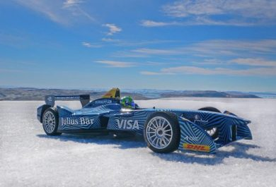Lucas di Grassi, E Formula brazilian driver, zero-emmission, electric cars, Greenland,melting ice in the Arctic, climate change, arctic05, respect nature, go electric, inlandsis, ice cap