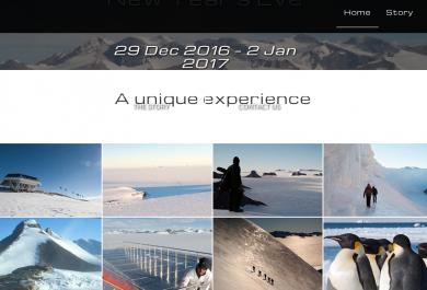 Polar Nova, Station Princess Elisabeth, Antarctique, tourisme ou recherches scientifiques, Alain Hubert, Fondation Polaire Internationale, IPF, belgium, station polaire belge, zéro émission, nouvel an