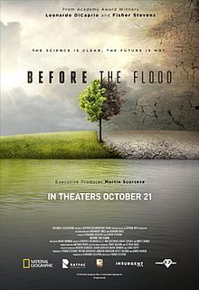 Before the Flood, Leonardo DiCaprio, Climate change, The Arctic, Save our Planet, Arctic05, avant le déluge, National Geographic, Nature, Greenland