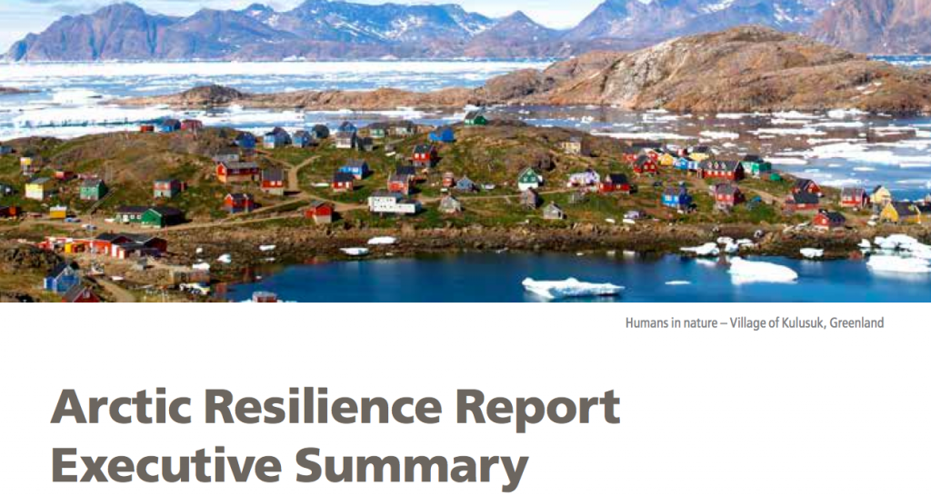 Arctic Resilience Report 2016, Sweden, Climate change impact, iceberg, inuit, Arctic05, greenland, pollution, grand nord