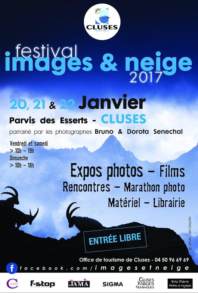 Festival Images et Neige, expos photos, films, cluses, haute-savoie, office de tourisme de Cluses, arctic05, photos polaires, 2017