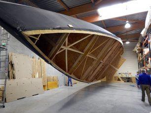 Vendée, voilier écolo, Ant-Arctic-Lab, Norbert Sedlacek, Sables d'Olonne, Arctic05, tour du monde à la voile, expédition à la voile, yacht, passage du nord-ouest à la voile, écologie et éducation,