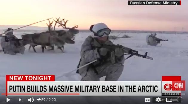 Russian Army in the Arctic, forces armées de la Russie en arctique, Arctic05, Vladimir Putin, Donald Trump, pétrole, la conquête du Pôle Nord, USA et Russie, bases militaires, ressources en arctique